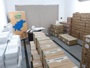 Tremembé recebe materiais de saúde para combate ao COVID-19