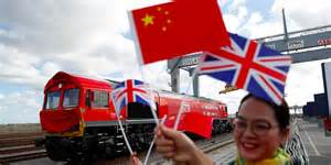 Slow train from UK to China: See who's running it