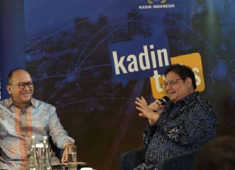 Kadin Talks di Menara Kadin