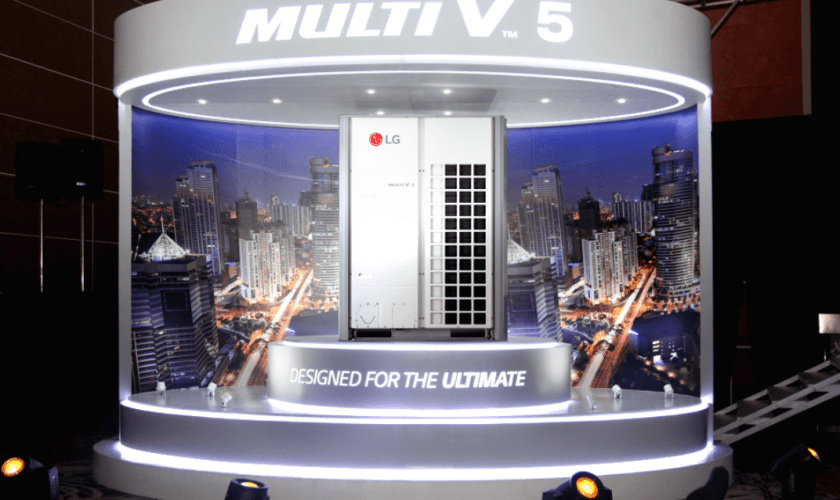 LG Electronics launches the Multi V 5_photo