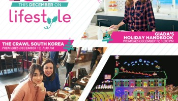 LIFESTYLE TV December highlights