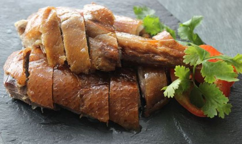 Roasted Chinese Goose