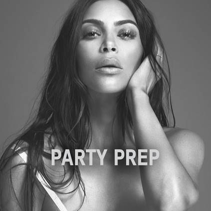 Spotify PH_Check out Kim Kardashian's exclusive Party Prep playlist on Spotify_Phoot