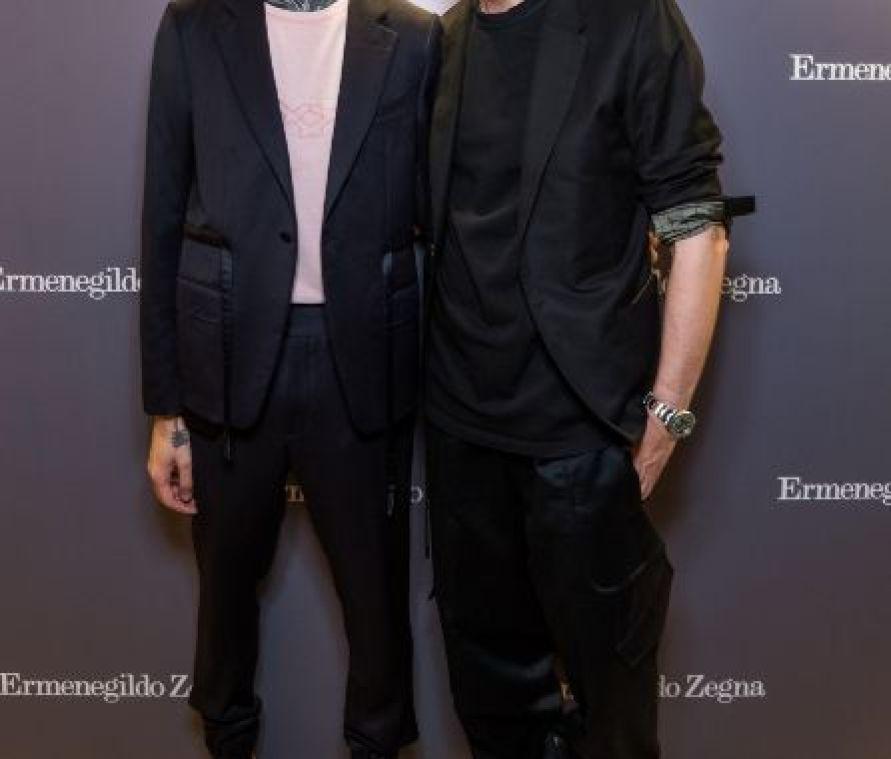 Gabriel De Souza and Alessandro Sartori wearing Ermenegildo Zegna Couture –  Trend Hotspot 04493309a12