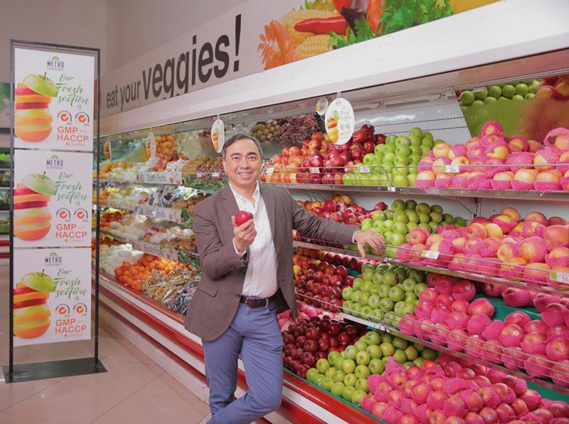 Metro Supermarket in Ayala Center Cebu Receives Continued
