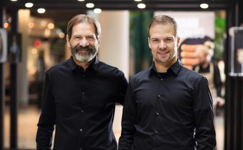 Hermann und Thomas Neuburger