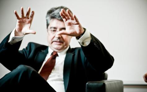 Siemens Generaldirektor Wolfgang Hesoun