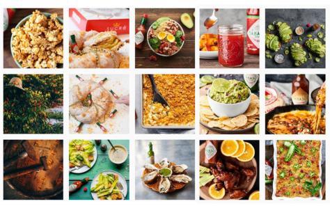 Die scharfen Seiten des Webs: Fotos vom Tabasco-Instagram-Account @tabasco. Auf das Bild klicken, um zum Account zu gelangen.
