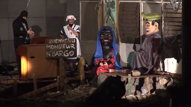 Fanta Maria in haar Dependance van Goedheid