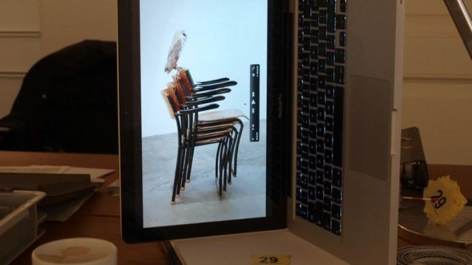 De realiteit van fictie. Joncquil: CQ Residency 'Carte blanche' bij Galerie Ramakers, Den Haag