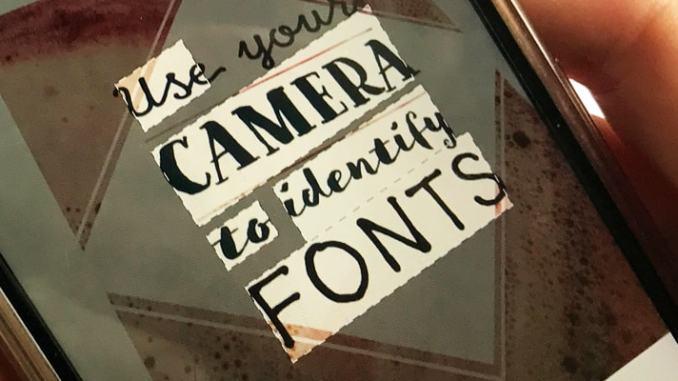 WhatTheFont, een Shazam voor lettertype