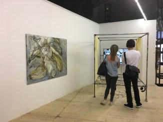 Het seismografische aspect van kunst – Liste Basel 2018