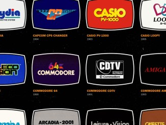Video Game Console Logos
