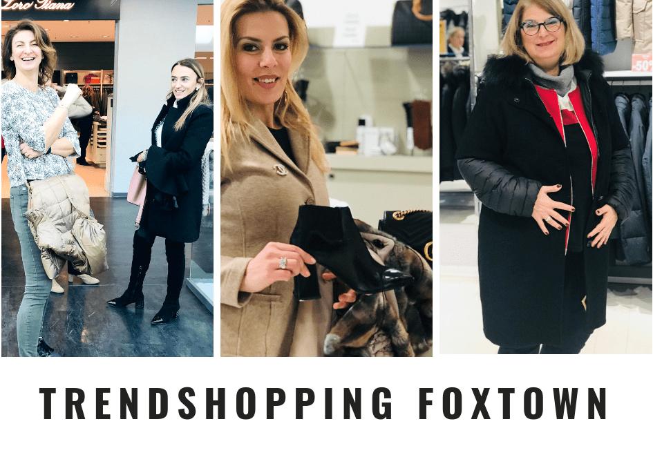 Trendshopping Foxtown