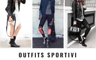 Outfits sportivi