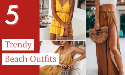 Outfits da spiaggia