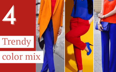 Trendy color mix