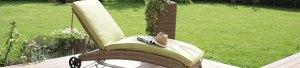 Leżaki ogrodowe