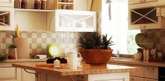 Pomysł na odświeżenie starej kuchni
