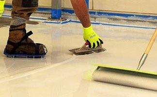 Jak łatwo wyrównać podłogę?