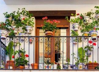 3 pomysły na letni balkon do wypoczynku