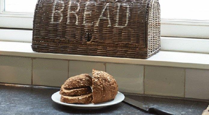 Wiklinowy chlebak