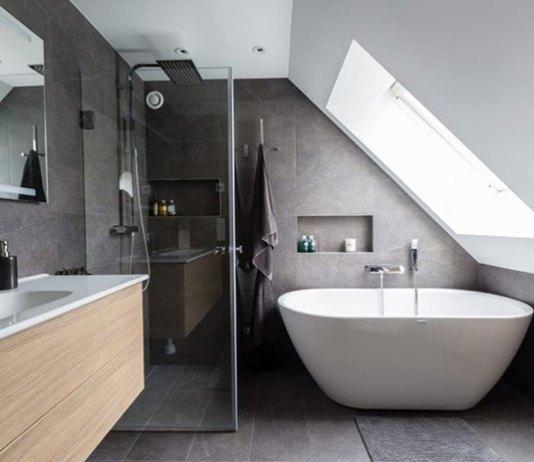Aranżacja łazienki na poddaszu – pomysły i inspiracje