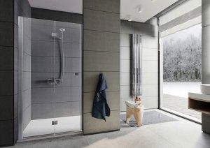 Rodzaje drzwi prysznicowych