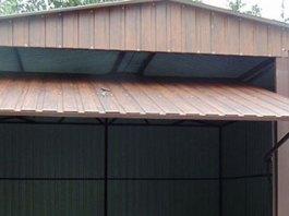 Producent garaży blaszanych z wieloletnim doświadczeniem