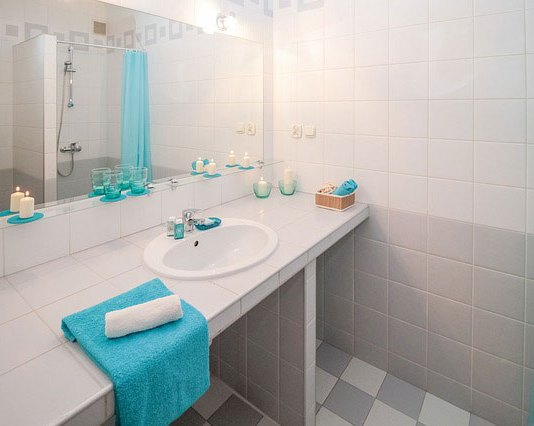 elementy wyposażenia łazienki