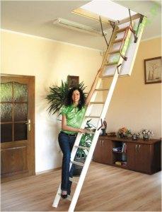 schody strychowe
