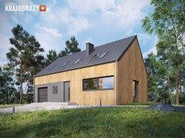 Projekty domów jednorodzinnych z drewnianymi elewacjami – co warto o nich wiedzieć