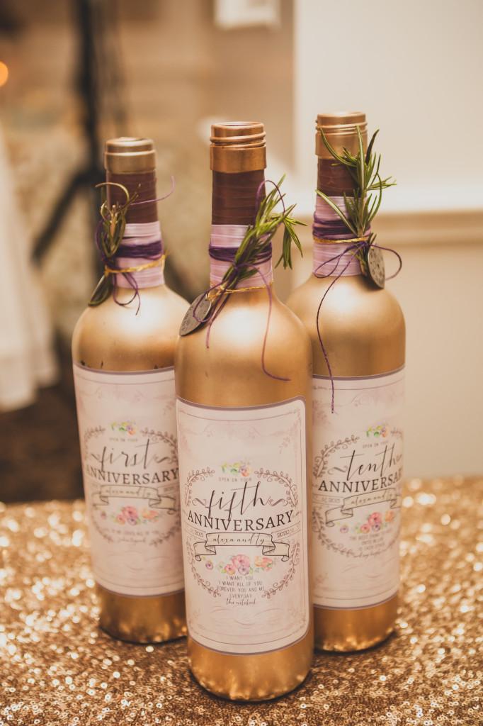 Lavender And Champagne Gold Destination Wedding Victoria Bc