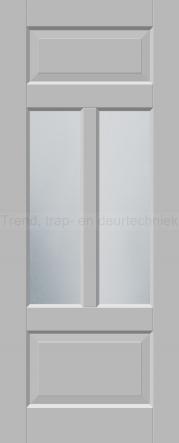 <h5>Trend 4594</h5><p>Paneeldeur uit te voeren met A1, A2, B1, B2 en C1 profilering.  Keuze uit beglazingssoorten, Blank glas, Satijn glas, Blank facet geslepen glas en Satijn facet geslepen glas.</p>