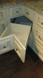 Drawer Cabinet Designs For Your Narrow Houses 34