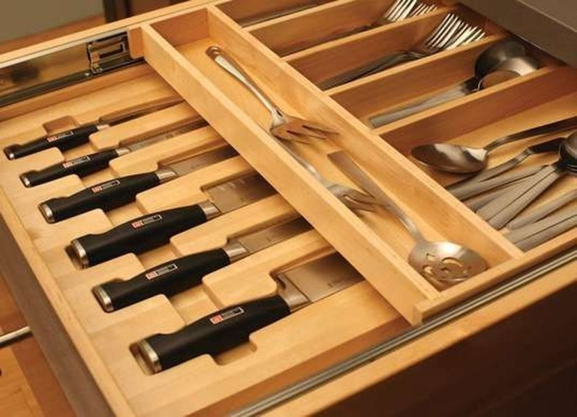 Drawer Cabinet Designs For Your Narrow Houses 40