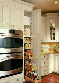 Drawer Cabinet Designs For Your Narrow Houses 50