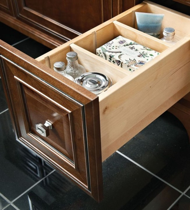 Drawer Cabinet Designs For Your Narrow Houses 52