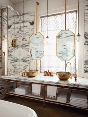 Inspiring Bathrooms With Stunning Details 06