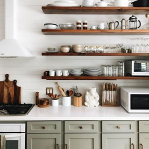 Tips On Decorating Small Kitchen 20
