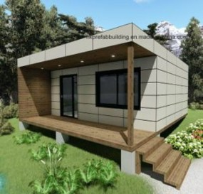 Affordable Wooden Houses For Small Families 34