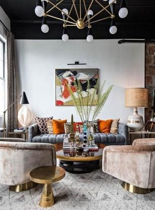 Apartment With Colorful Interior Design 27