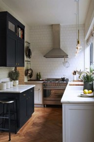 Beautiful Kitchen Designs With A Touch Of Wood 12