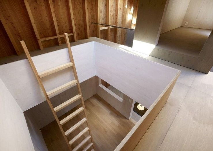 Functional Japanese House For Small Family 01