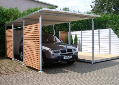 Inspirations For Minimalist Carport Design 12