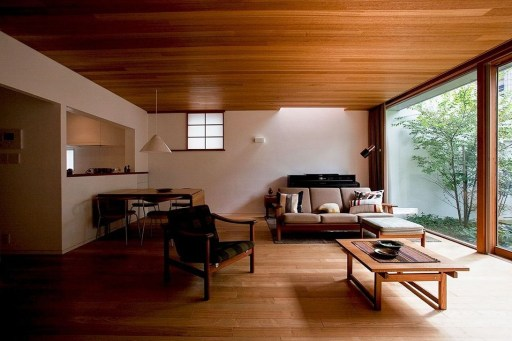 Japanese Inspired Living Rooms With Minimalist Charm 27