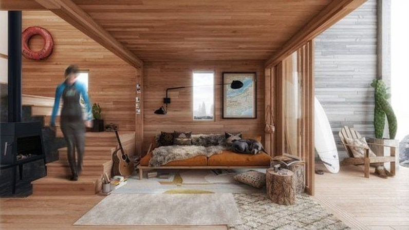 Small House With A Brilliant Design 24