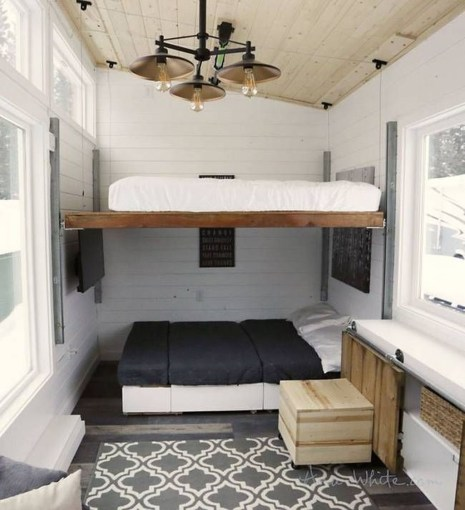 Small House With A Brilliant Design 27