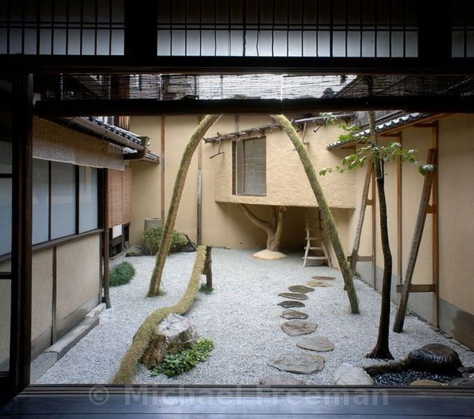 This Japanese House Looks Peculiar But Beautiful 29