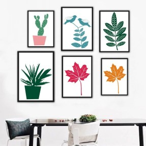 Wall Decoration Low Cost Decorating Ideas 40